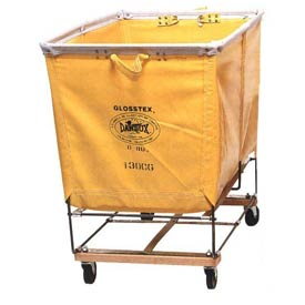 Dandux Yellow Glosstex Elevated Basket Bulk Truck 400130CG03 3 Bushel Capacity
