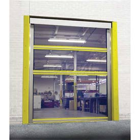 Dock Amp Truck Equipment Dock Seals Shelters Amp Roll Up Doors Tmi Motorized Roll Up Bug Screen