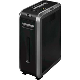 Fellowes ® Powershred® 125i 100% Jam Proof Strip-Cut Shredder