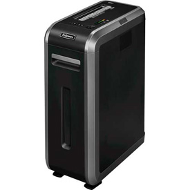 Fellowes ® Powershred® 125Ci 100% Jam Proof Cross-Cut Shredder