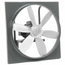 "24"" Totally Enclosed High Pressure Exhaust Fan - 3 Phase 1/3 HP"