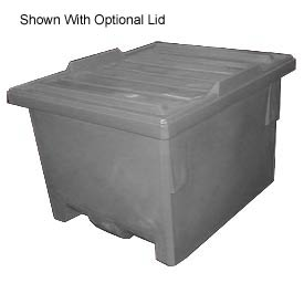 Bayhead KP-50-GRAY Nesting Pallet Container 50x40x33 1000 Lb Cap. Gray