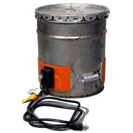 Drum Heater for 5 Gallon Steel Pail - 115V, 550W
