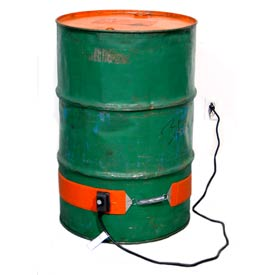 Drum Heater for 55 Gallon Steel Drum - 230V, 1500W