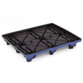ORBIS Thermoformed Plastic Pallet 40 x 48CISS MILP - 48 x 40 x 6-1/2 2000 lb Capacity