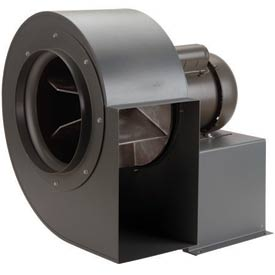 Continental Fan KRD-09-1/4-1 Radial Blade Blowers Direct Drive KRD-09-1/4-1 Single Phase 880 CFM