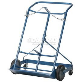 Wesco® Twin Gas Cylinder Hand Truck 210124 500 Lb. Capacity