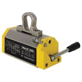 Technomagnete® MaxX® 250 Standard Magnetic Load Lifting Magnet