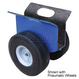"Vestil Plate & Slab Cradle Dolly 8"" Rubber Wheels PLDL-HD-4-8MR 1200 Lb."