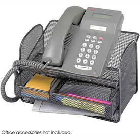 Buy Mesh Telephone Stand With Drawer (Qty. 5)
