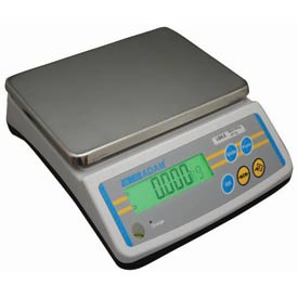 "Adam Equipment LbK6a Digital Parts Counting Scale 6lb x 0.001lb 9-13/16"" x 7-1/8"" Platform"