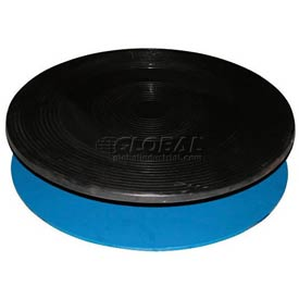 "Vestil Manual 8"" Diameter Turntable TT-8-4 4""H 500 Lb. Capacity"