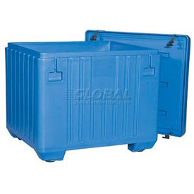 "Polar Chest Dry Ice Container with Lid PB30 - 49""L x 43""W x 43""H"
