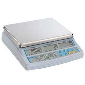 Adam Equipment CBC100a Digital Bench Counting Scale W/ RS-232 100lb x 0.005lb
