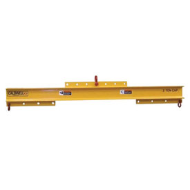 Caldwell HD Adjustable Spreader Lifting Beam 16-5-10 10,000 Lb. Capacity