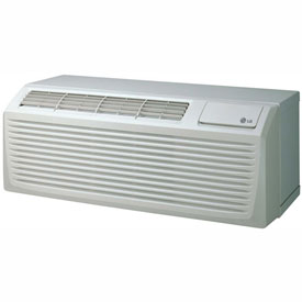 LG Packaged Terminal Air Conditioner LP126HD3B -  11800 BTU Cool 10700 BTU Heat, 265V