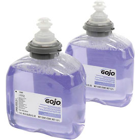 GOJO TFX Foam Soap 1200mL Refill - 2 Refills/Case 5361-02