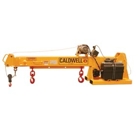 Caldwell FB-60-PLB Powered Telescopic Forklift Jib Boom Crane