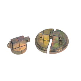 Justrite® 08508 Drum Lock Set for Steel Drums - Pair