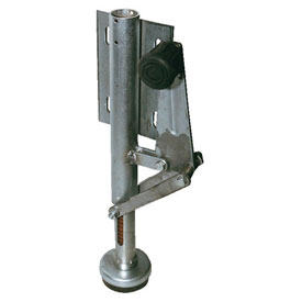 Vestil Side-Mount Steel Floor Lock FL-LK-SMR-R - Right Side Mount