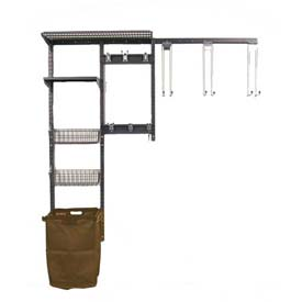 Storability Garden Shed Wall Mount Storage Unit