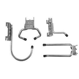 Storability Combination Rail Hook Set (4 pc)