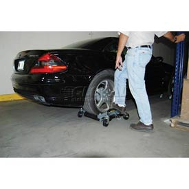 "Vestil Vehicle Positioning Jack Dolly VPJ-9 9"" Maximum Tire Width 1500 Lb. Cap."