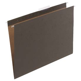 OVERSIZE HANGING FILE FOLDERS (25/CTN) GREEN