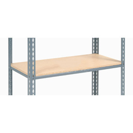 "Additional Shelf Level Boltless Wood DecK 48""W x 18""L"