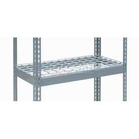 "Additional Shelf Level Boltless Wire Deck 48""W x 12""D, 1500 lbs. Capacity"