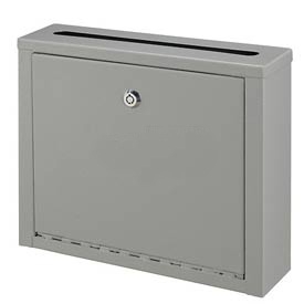 "Inter-Office Mailbox Small 12""W x 3"" D x 10"" H"