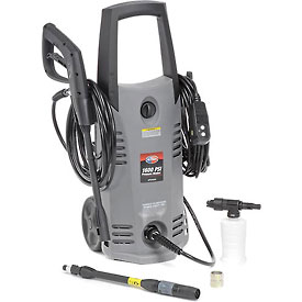 1600 PSI Portable Electric Pressure Washer