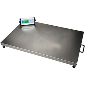 "Adam Equipment CPWplus 200L Digital Platform Scale 440 x 0.1lb 35-3/8"" x 23-5/8"" Platform W/ Wheels"