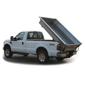 Stainless Steel Pickup Truck Dump Insert for 8 Foot Bed - 5534000