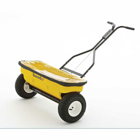 160 Lb. Capacity Walk-Behind Drop Salt Spreader - SD-95