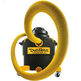 Dustless 16 Gallon HEPA 240V Wet Dry Vacuum 16007
