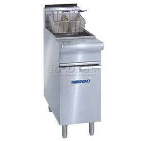 Imperial Gas Fryer 75 lb. - Natural Gas