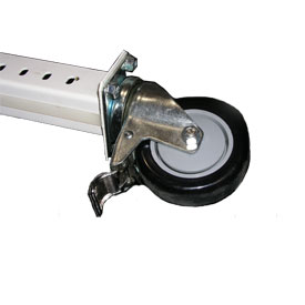 Set of Four Total Lock Casters