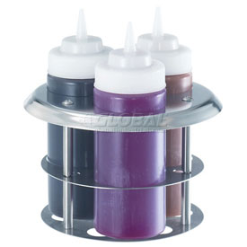 Server Three 16 Oz. Squeeze Bottle w/ Holder Inset Kit by
