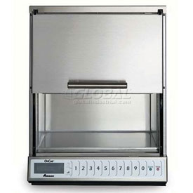 Amana AOC24 Commercial Microwave Oven, 0.319 Cu. Ft., 2400 Watts, Heavy Volume  by