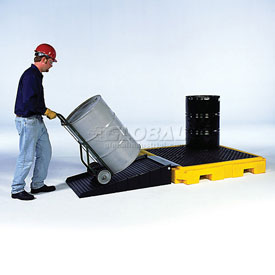 UltraTech Ultra-Spill Pallet Plus® 0676 Containment Pallet Loading Ramp