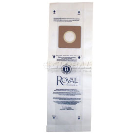 Royal Commercial Type B, Standard Disposable Bags - 3 per Pack - Pkg Qty 2