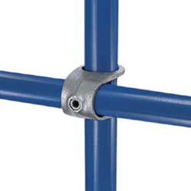 "Kee Safety - 17 8 - Clamp on Crossover, 1-1/2"" Dia."