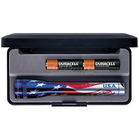 Maglite® M2AAEL Flag-Lite® 2 Cell AA Mini Flashlight