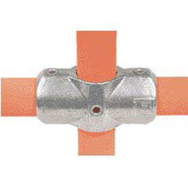 "Kee Safety - L26- 6 - Aluminum Two Socket Cross, 1"" Dia."