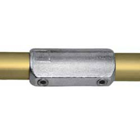 "Kee Safety - L14- 7 - Aluminum Straight Coupling, 1-1/4"" Dia."