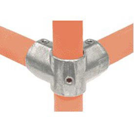 "Kee Safety - L21- 6 - Aluminum Side Outlet Tee, 1"" Dia."