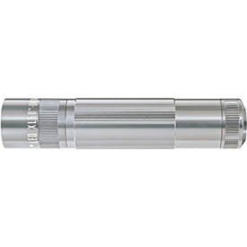 Maglite XL50-S3107 XL50 3 Cell AAA LED Flashlight Silver by