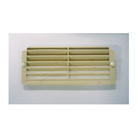 "DuraMax 3 Pack Vent Kit for Vinyl Sheds, 12""D X 50""W, 3 Pack"