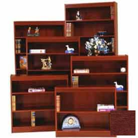 "Excalibur Bookcase 36"" H, Medium Cherry"